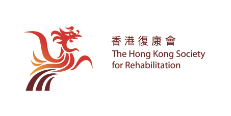 香港復康會 Logo